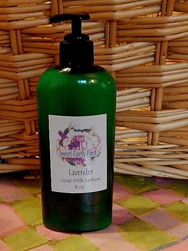 Lavender Goat Milk Lotion.... starting at.....