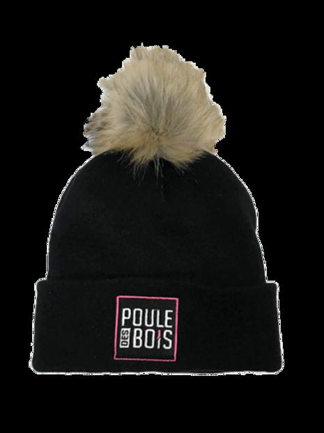 POULE DES BOIS Tuque