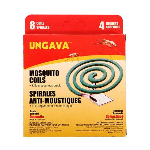 UNGAVA Spirales anti-moustiques