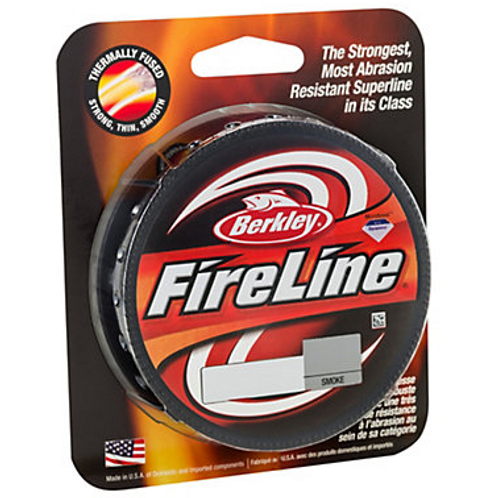 BERKLEY Fireline Fused Original 125 verges