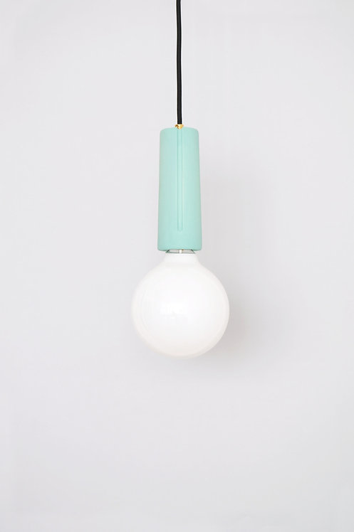 Turquoise Canal Light