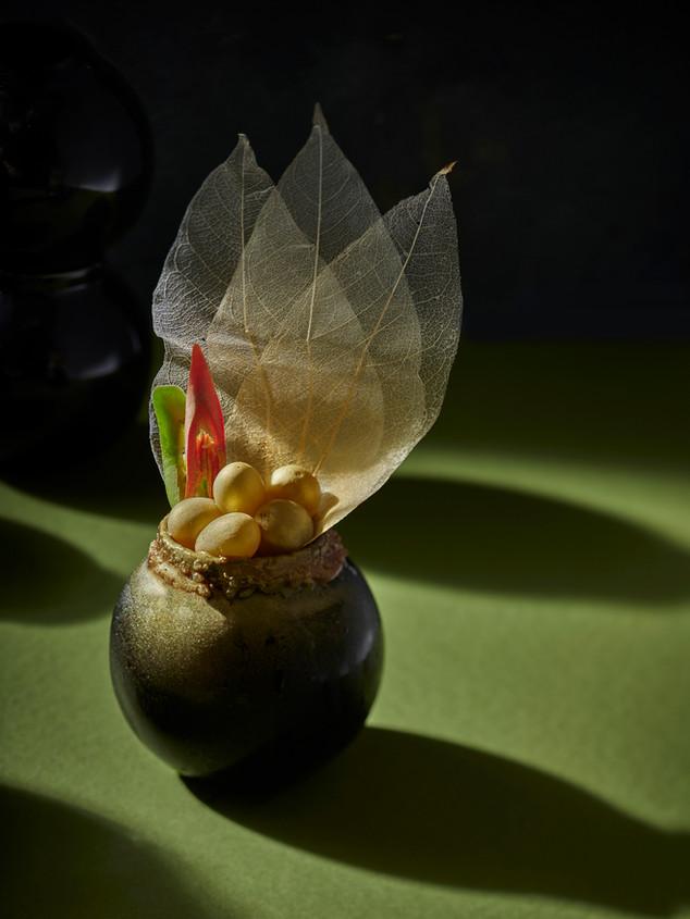 Yahalomis ceramic ball cocktail cup.jpg
