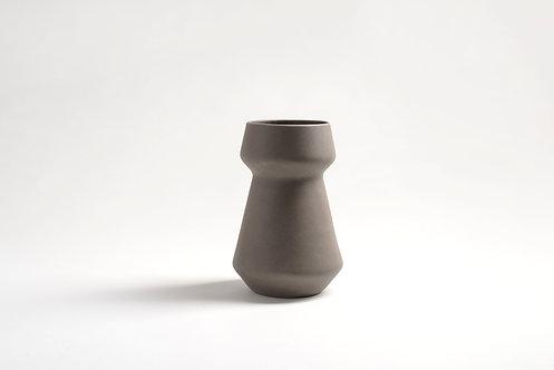 modern vase, ceramic flower pot, ceramic flower vases, Lava rocks, modern minimalist home decor, basalt rock, lava stone