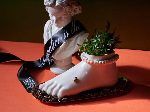 Yahalomis ceramic foot cocktail cup.jpg