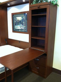 side cabinet table