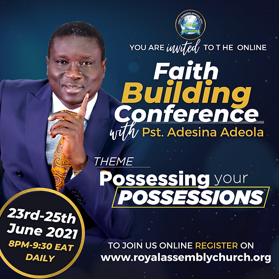 Faith Building Conference 2021