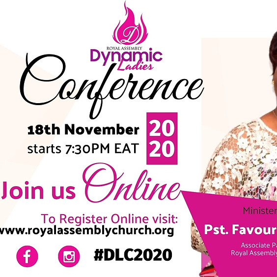 Dynamic Ladies Online Conference 2020