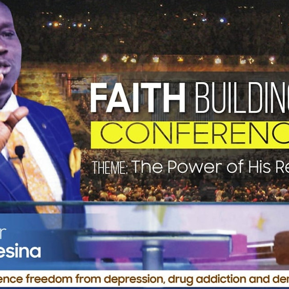 FAITH BUILDING CONFERENCE 2019