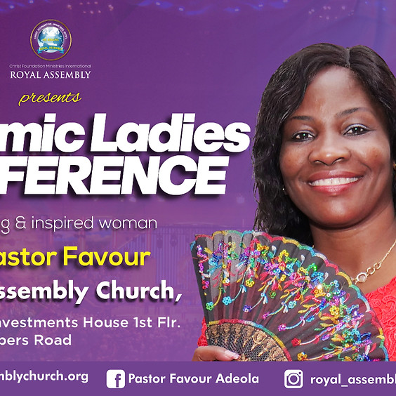 Dynamic Ladies Conference 2020