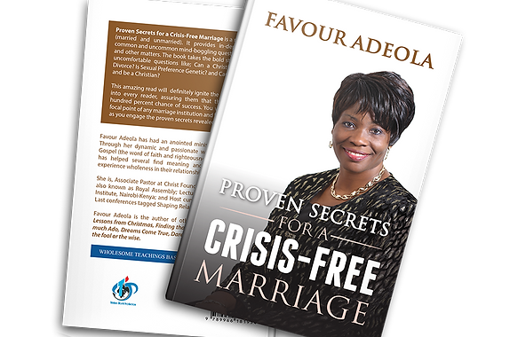 Proven Secret for a Crisis-Free Marriage