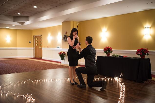 surprise proposal engagement