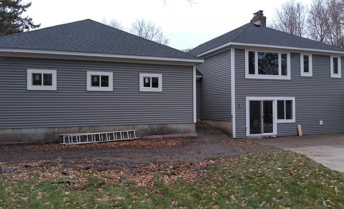 30 x 40 Garage Addition