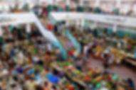 Mercado Municipal / local market