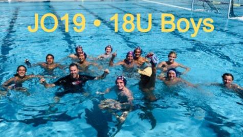 18U BOYS JOs 2019