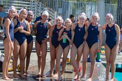 14U GIRLS at the SPA!