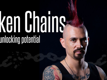 Broken Chains online exhibition and podcast update