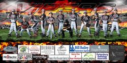 Baseball Team Photo Banner