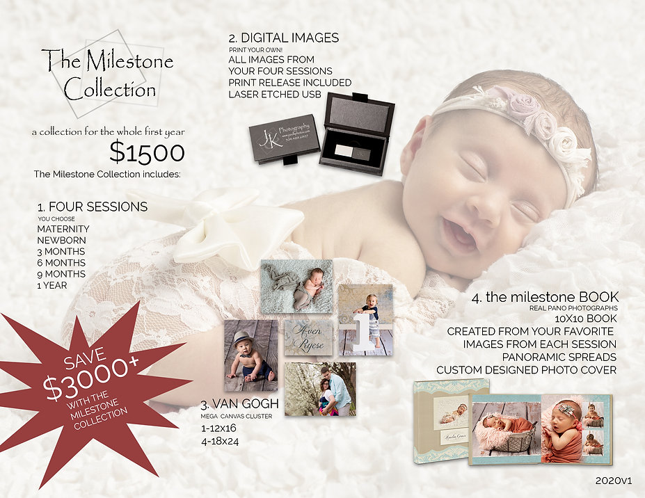 The Milestone Collection Flyer 2020v1.jp