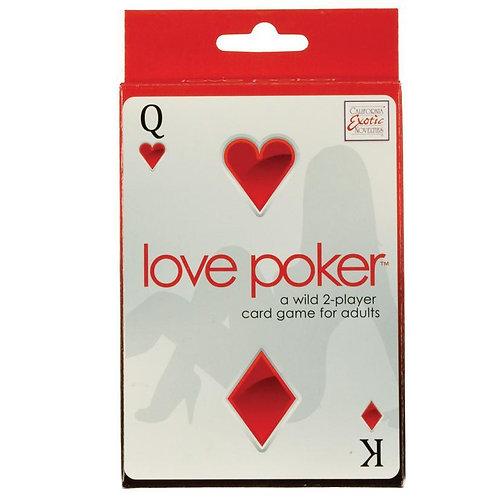 LOVE POKER CARD GAME