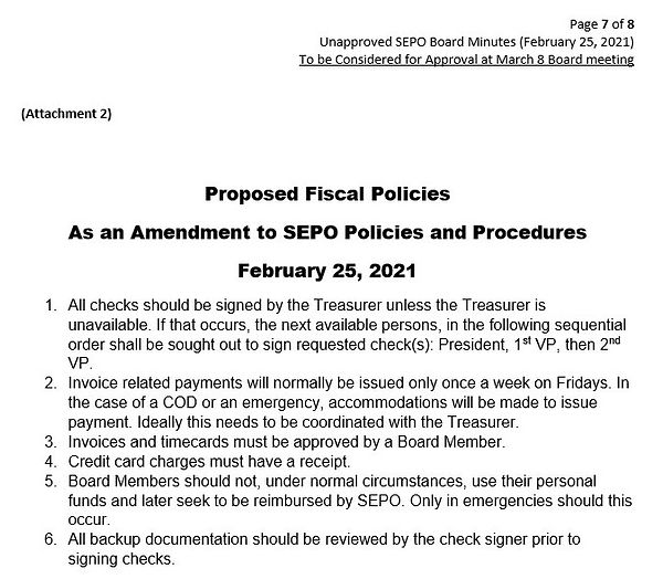 Fiscal Policy Proposal