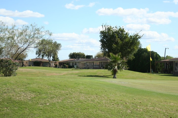 Well Kept Golf Course