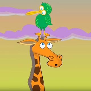 DGiraffa Band - La giraffa come fa ?! | Canzoni Per Bambin