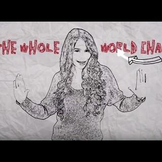 ERIKA - See The Whole World Change