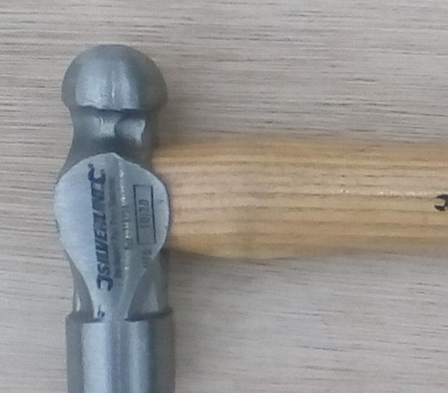 hardwood handle ball pein hammers