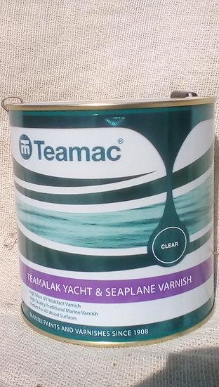 1 LT Teamac Yacht and Seaplane Varnish