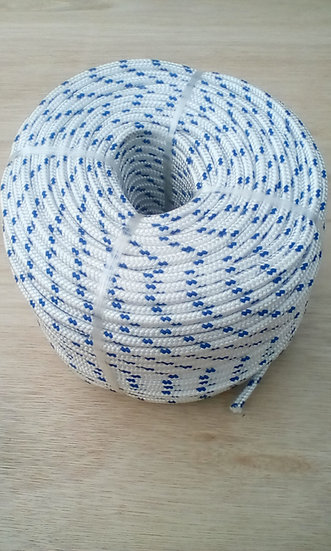braid on braid polyester rope