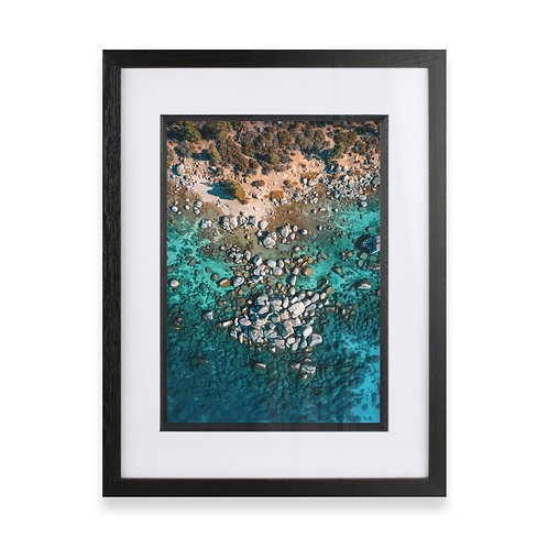 Ocean Shore Photographic Print, Fine Wall Art Photography