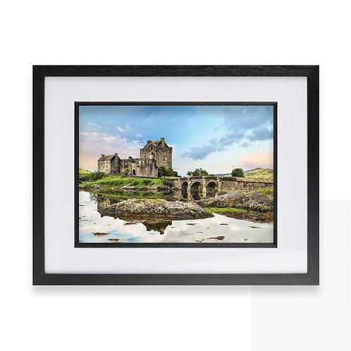 Kilchurn Castle, Lochawe, Dalmally Photographic Print, Fine Wall Art Photography