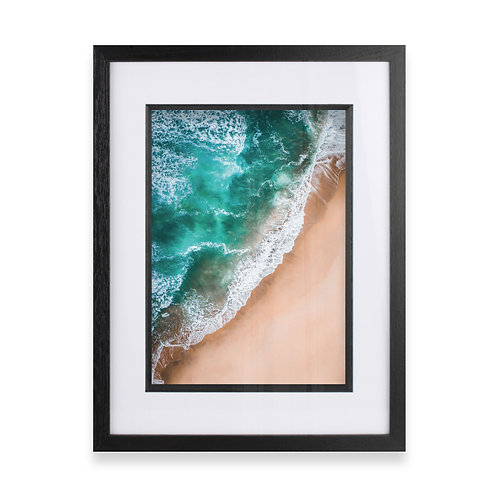 Ocean Shore Photographic Print, Fine Wall Art Photography