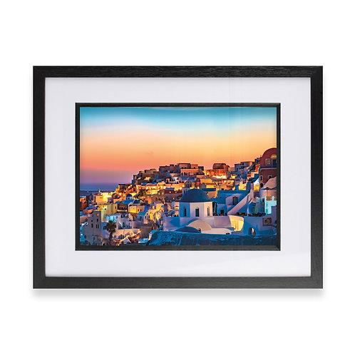 Santorini, Greek Island Photographic Print, Fine Wall Art Photography