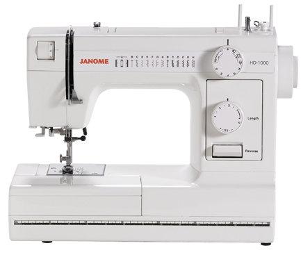 Janome HD-1000