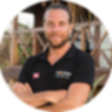 ceo, safari guide and scuba instructor Robert