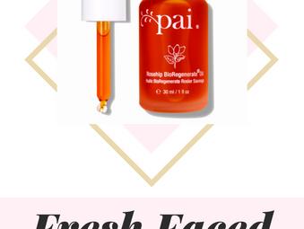 Fresh Faced Facial Oils