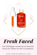 Fresh Faced Facial Oils