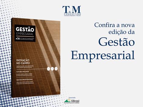 Edição de Agosto - Gestão Empresarial GBrasil