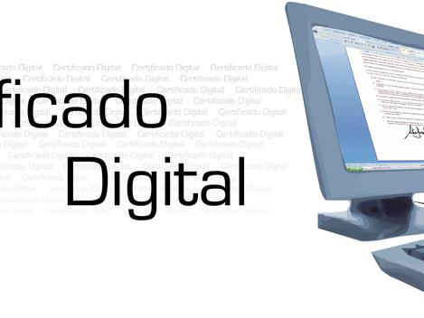 Empresas com três ou mais funcionários devem ter Certificado Digital até o fim do mês.