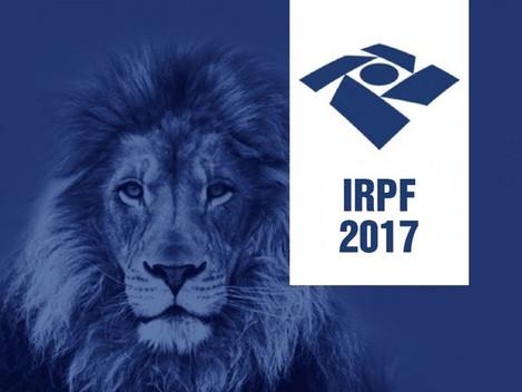 Download do programa do IRPF 2017 é liberado.
