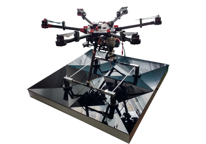 drone wireless charging Systems from Divisek