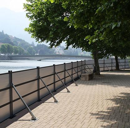 Barriere antiallagamento