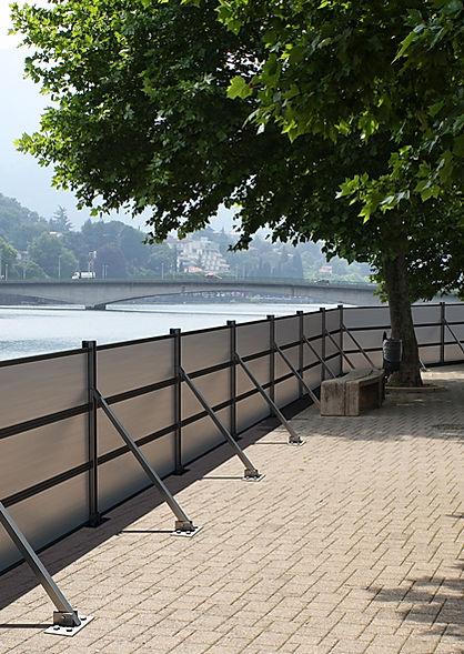 barriere antialluvione