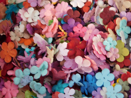 Prima Paper Flowers Itty Bitty Random Assortment Got Flowers and more