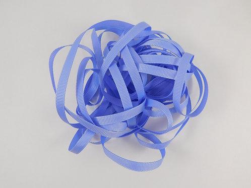 5 Yards Iris Grosgrain Ribbon 1/4 inch wide trim scrapbooking embellishment