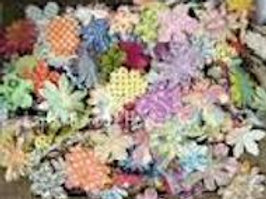 Prima Mulberry Paper Flowers - Random Sampler Assortment 15 blooms scrapbooking