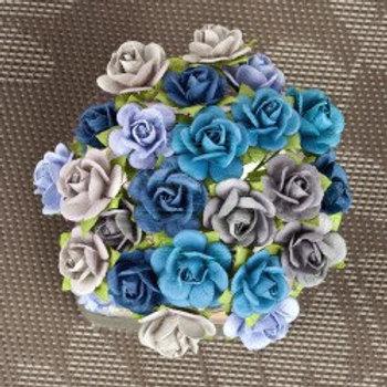 Prima Flowers Mini Sachet Surf Paper Roses 566985