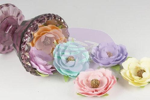 Prima Flowers Vivian Anastasia Pack 542849 mulberry paper