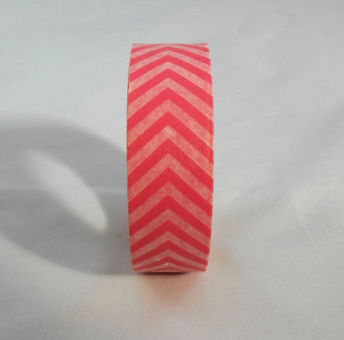 Washi Tape Roll 30 Feet By 59 Inch Colorful Chevron Embellishment